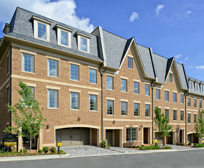 Foxhall Ridge Townhomes in Washington DC